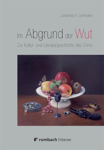 Lehmann, Johannes: Im Abgrund der Wut. Zur Kultur- und Literaturgeschichte des Zorns (Habilitationsschrift Essen 2011). Freiburg i.Br.: Rombach, 2012 (Litterae; 107).