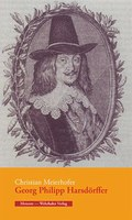 Meierhofer, Chrstian: Georg Philipp Harsdörffer. Hannover: Wehrhahn 2014 (Meteore, Bd. 15).