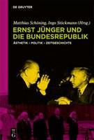 Stöckmann, Ingo / Matthias Schöning (Hgg.): Ernst Jünger und die Bundesrepublik. Ästhetik – Politik – Zeitgeschichte. Berlin / Boston: de Gruyter, 2012.