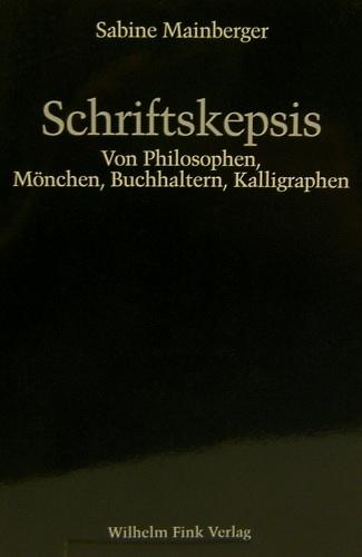 Cover Schriftskepsis